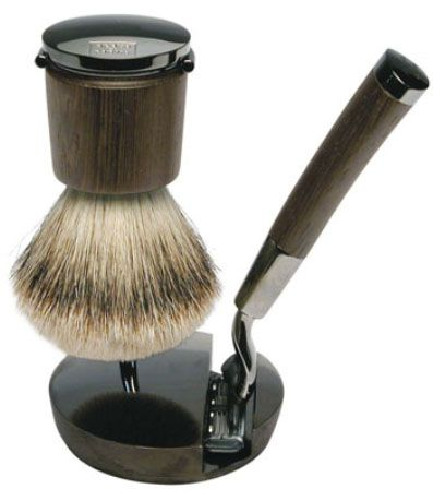 Hipster gifts: acqua di parma deluxe shaving stand