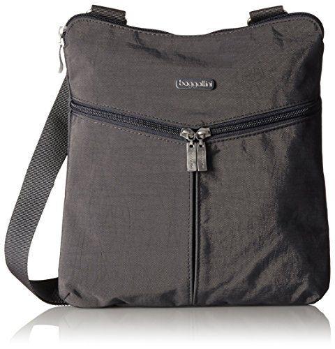 Baggallini Horizon Crossbody Travel Bag, Charcoal, One Si... http://www.amazon.com/dp/B00AJJKXTA/ref=cm_sw_r_pi_dp_zB1uxb1225EP9