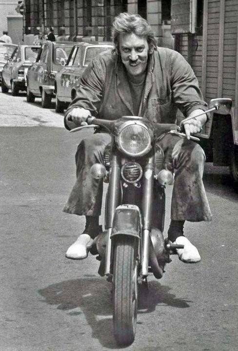 Дональд Сазерленд, 1974 год
