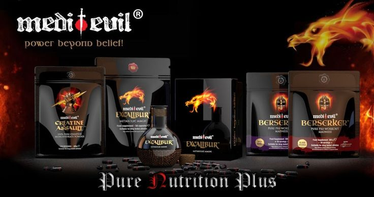 medi evil fat burner