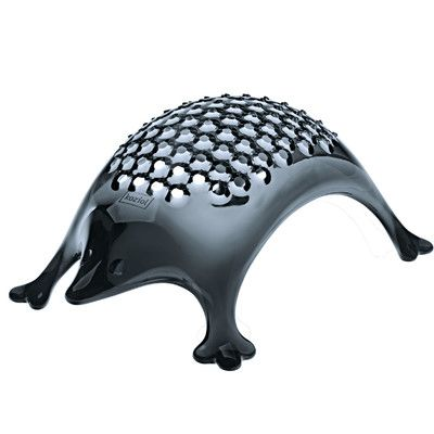 Koziol Kasimir Cheese Grater | AllModern: Also available in olive green, red, orange, white and black. #Cheese_Grater #Hedgehog