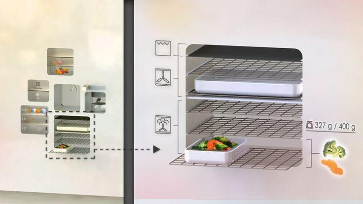 2D Smart Kitchen - Stage - Visual Development