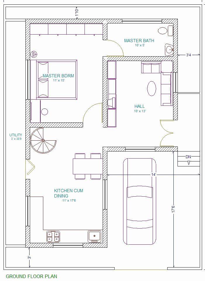 10 X 30 House Plans Lovely Best Architectural Design Plans India East Facing Vastu Best House Plans House Floor Plans Shop House Plans