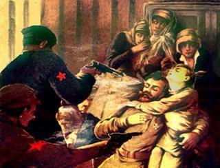 prime difficolta partito bolscevico durante la guerra civile