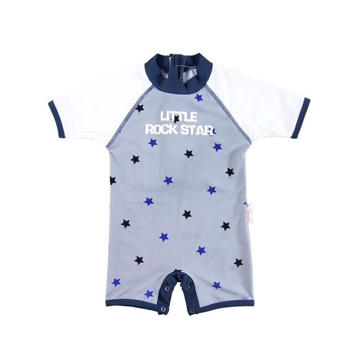 Little Rock Star - Boys UV Sunsuits – Elly la Fripouille