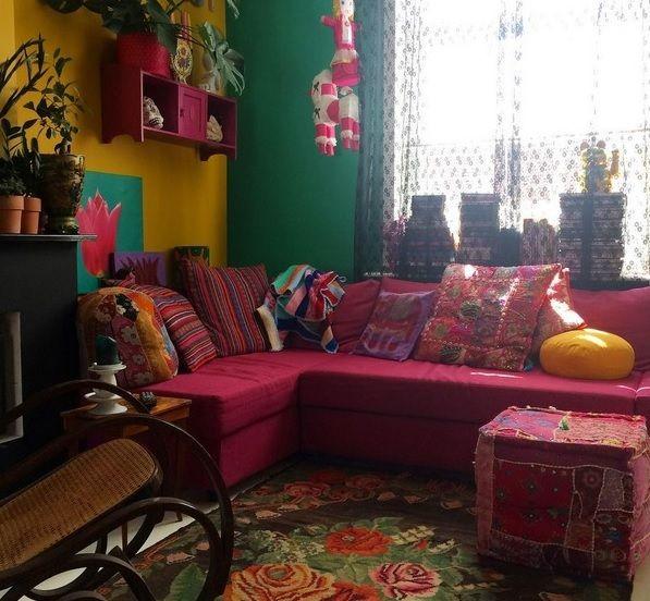 199 best deco boheme mariage idee deco salon idee deco. Black Bedroom Furniture Sets. Home Design Ideas
