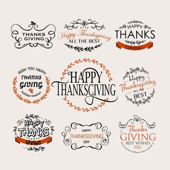 Thanksgiving Logotype