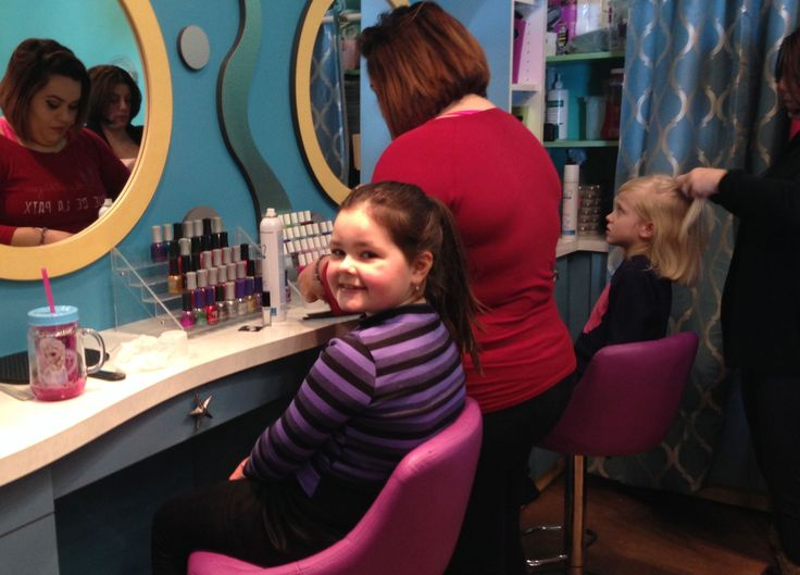 The Enchanted Lagoon Kids Spa at Key Lime Cove is receiving a make over of it's own. Learn about the services offered including spa birthday parties.