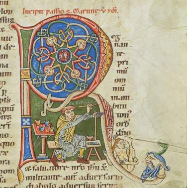 cologny fondation martin bodmer ms 127 fol 244r late 12th century letters r r greekinitial