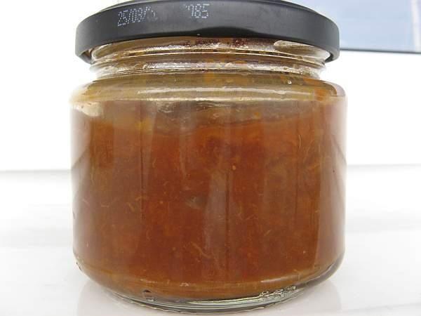 Meruňkové čatní | Cuketka