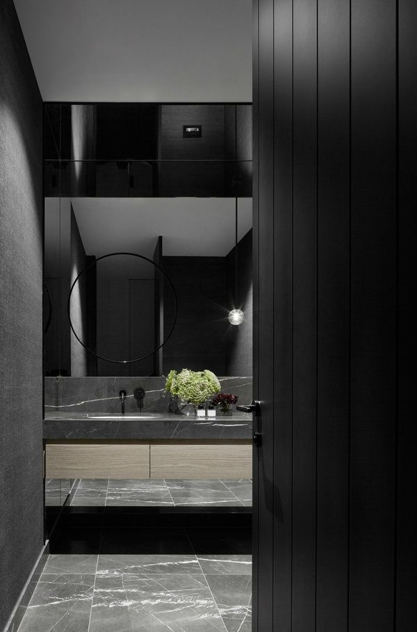 grey marble bathroom - Google Search