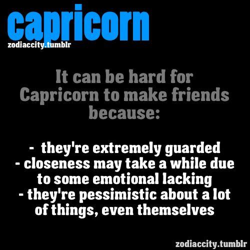 Capricorn dating tips