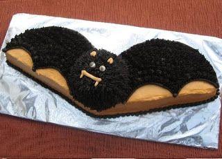 gâteau chauffe-souris