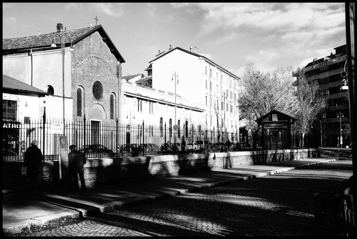 Conca Del Naviglio E Chiesa Del Buon Pastore Concerti Chiesa Pastore