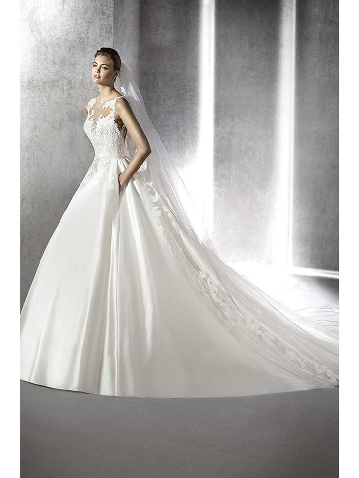 Fashionably Yours - Zayan Wedding Gown By San Patrick, please call 02-9487 4888 for pricing. (http://www.fashionably-yours.com.au/zayan_wedding_gown_by_san_patrick/)
