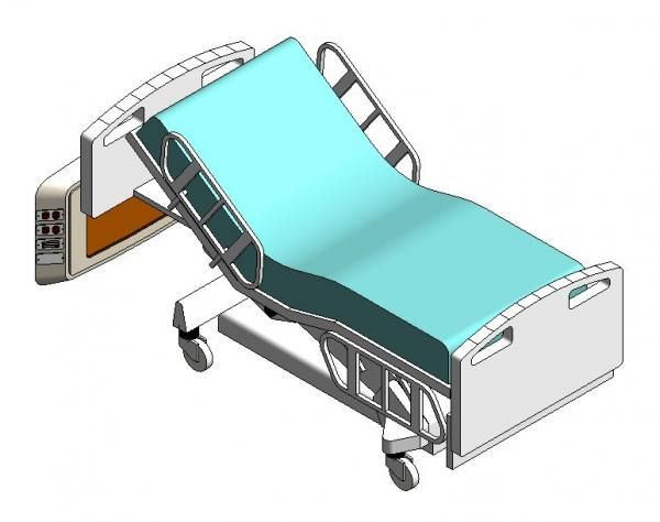 Hill Rom Patient Bed With Bed Locator Bed Crazy Roller Coaster Sun Lounger