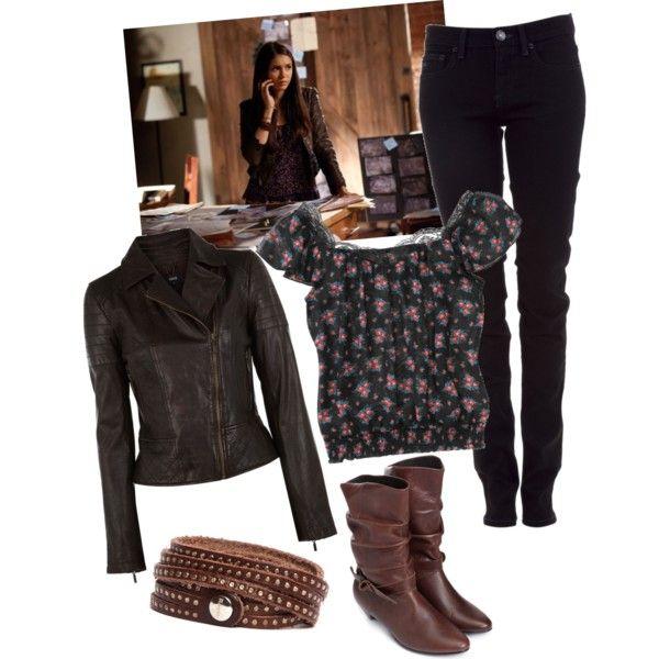 Elena Gilbert Fashion