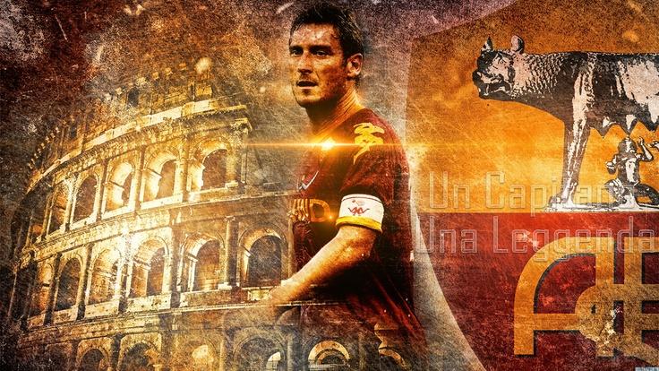Francesco Totti Flares Legend Burn by Belthazor78.deviantart.com on @deviantART