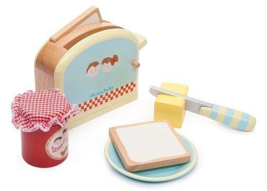 Le Toy Van Honeybake Toaster set