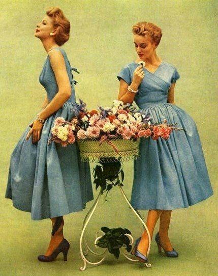 Мода 1950-х годов