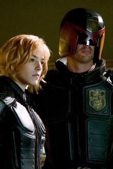 Dredd. Awesome!