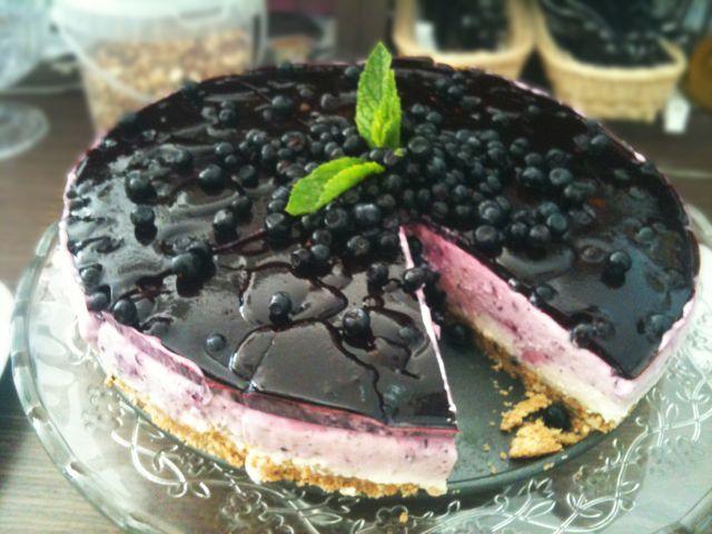 Zdravé Torty: Jogurtová nepečená torta