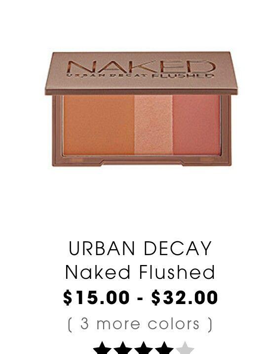 UD Naked Flush