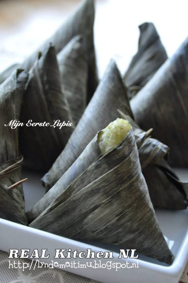 LUPIS (Jajanan Pasar Tradisional Indonesia)