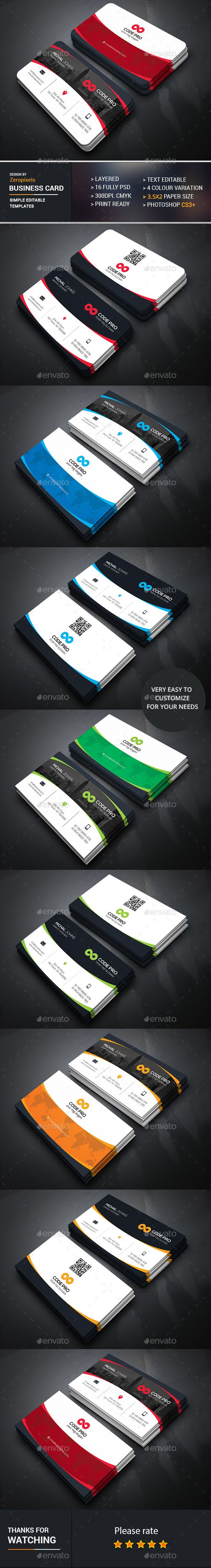 741 best design business cards images on pinterest