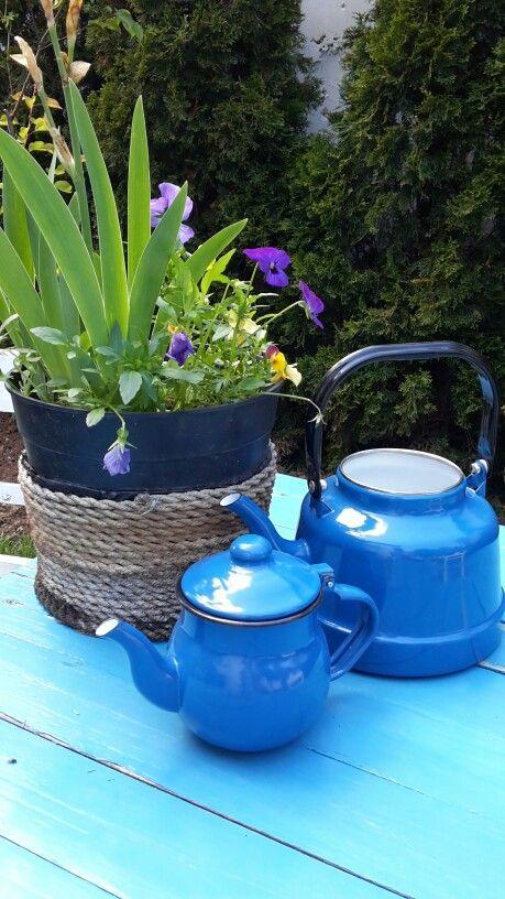 Mavi emaye www.safidem.com da satişta!