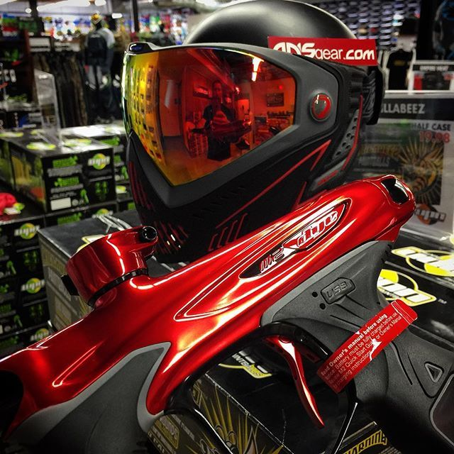 DYE's RedruM M2 with MOSair along with the ALL NEW I5 goggle system