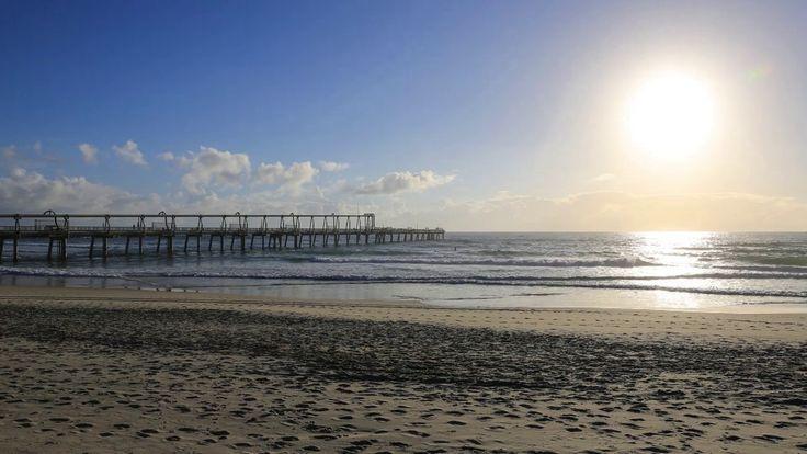 Gold Coast Spit sunrise timelapse comrpising of 268 photos over a 1hr period #timelapse #australia #goldcoast #queensland #sunrise