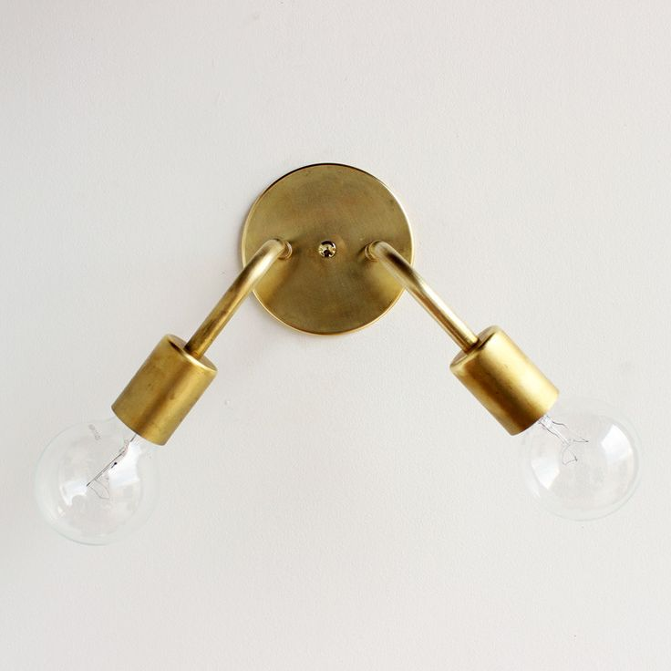 wall sconce solid color