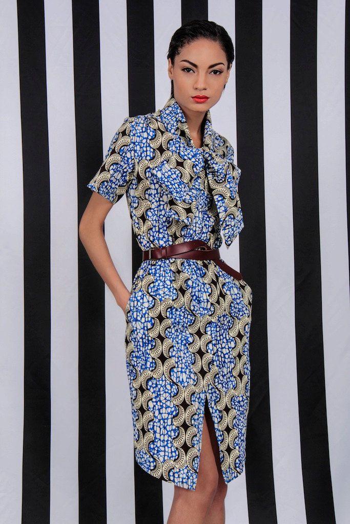Demestiks New York Cynthia Dress Via WeeBirdy