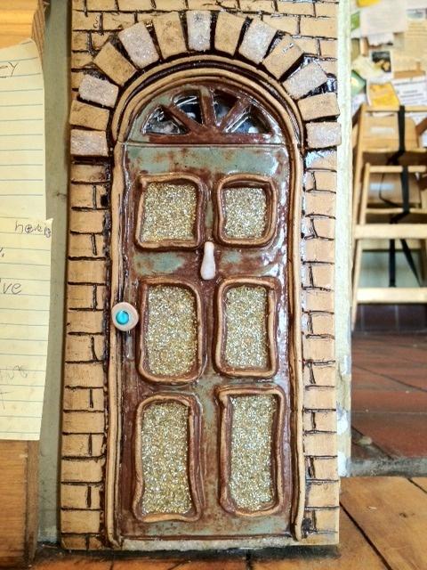 Fairy Doors //annarbortalks.com/dexter-commuity/fairy- & 19 best Dexter Michigan - home sweet home images on Pinterest ... pezcame.com