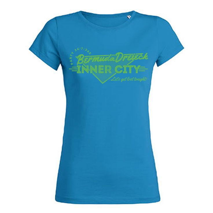 c o n t r a d a   Wien   Innere Stadt   T-Shirt   Bermuda Dreieck