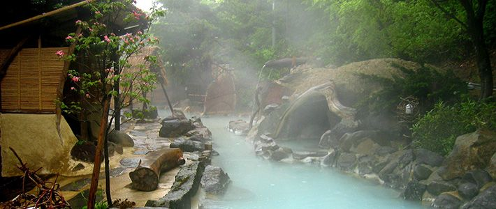 Onsen : les douze meilleures sources thermales du Japon | nippon.com - Infos Japon