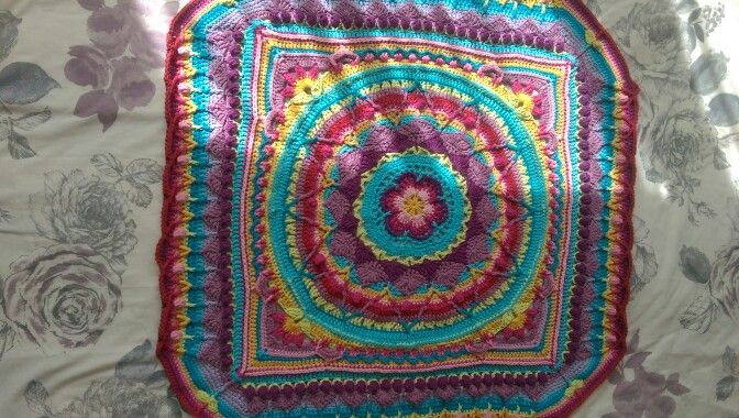 Sophie' s Universe using Drops ❤you yarn