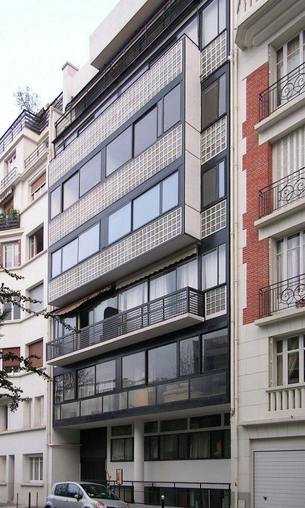 17 best images about le corbusier ville radieuse on for Le molitor paris