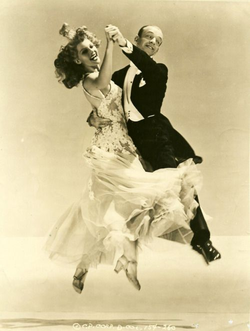 Rita Hayworth & Fred Astaire