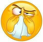 Feeling Sick Smiley
