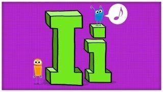 ABC Song - Letter I - I Use I by StoryBots, via YouTube.