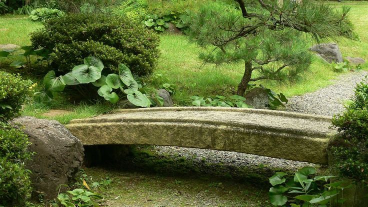 17 beste afbeeldingen over japanese gardens op pinterest for Japanese garden bridge design