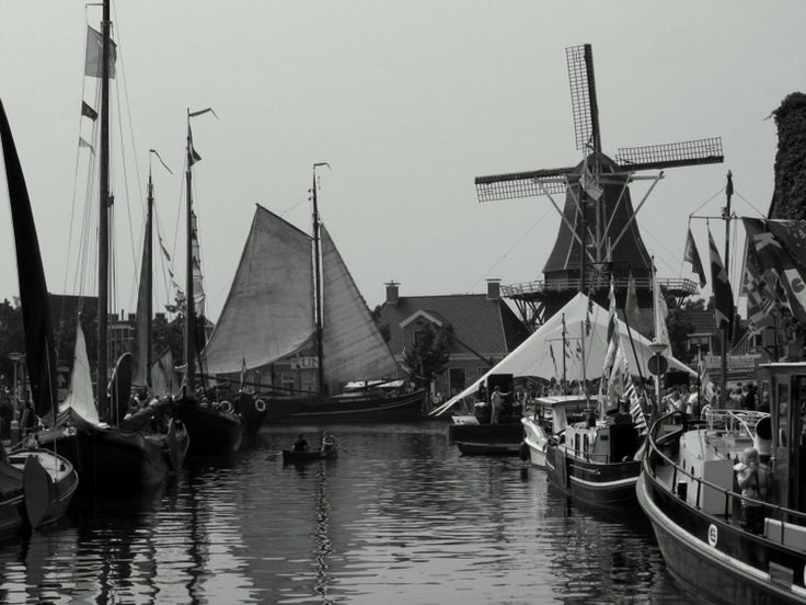 canal festival, Meppel, the Netherlands