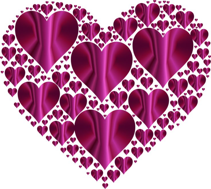 Free Image on Pixabay - Heart, Hearts 3, Love, Shape