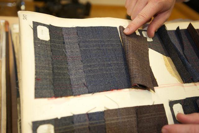 Fabric Weaving  M.J. Bale in Italy www.mjbale.com