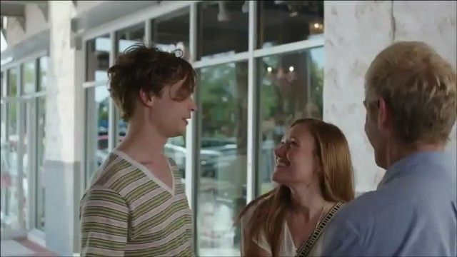 "Blooper from ""Hot Air"" the movie 