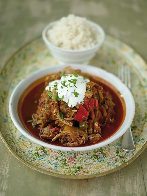 spicy pork & chilli-pepper goulash | Jamie Oliver | Food | Jamie Oliver (UK)