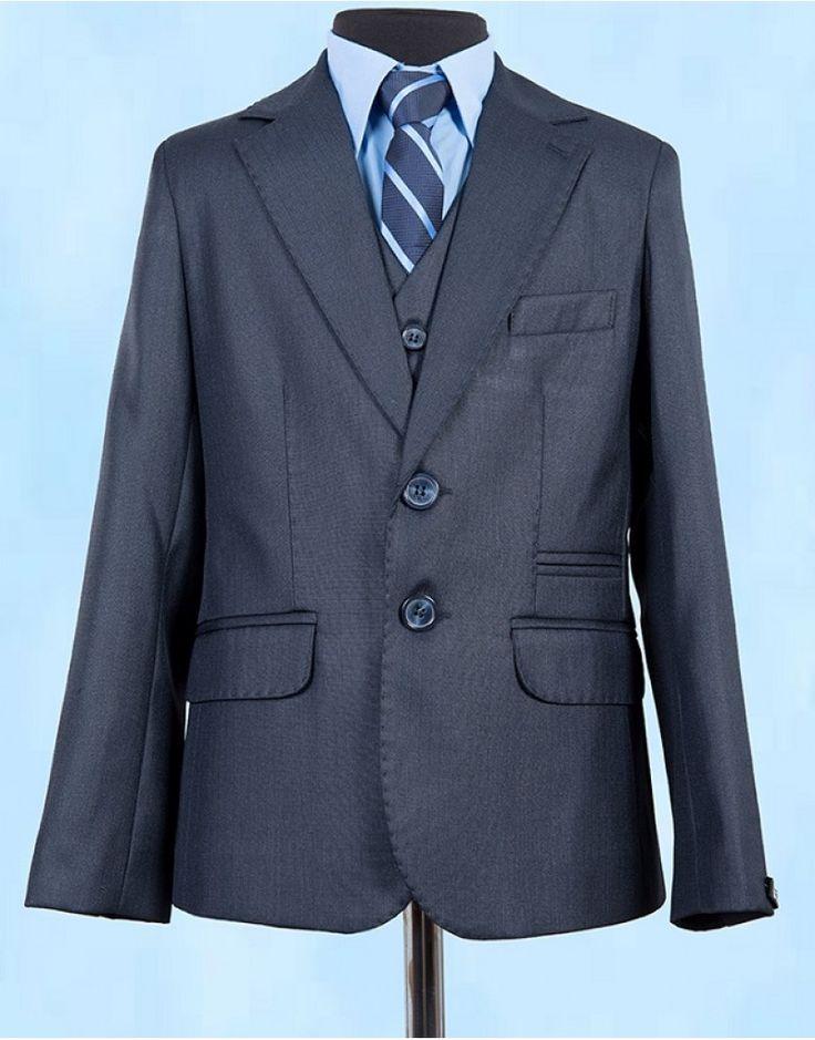 Школьный костюм тройка (792)