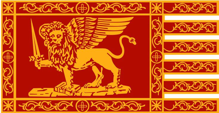 Flag of the Republic of Venice